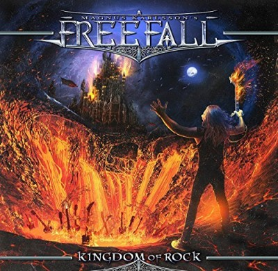 Magnus Karlsson's Freefaall Kingdom Of Rock