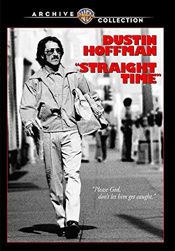 Straight Time Hoffman Russell DVD Mod This Item Is Made On Demand Could Take 2 3 Weeks For Delivery