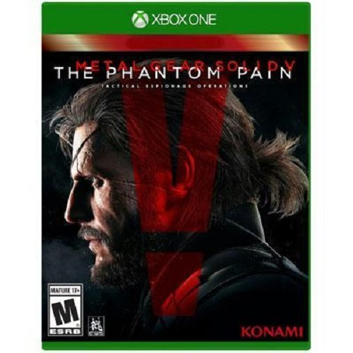 Xbox One Metal Gear Solid V Phantom Pain Metal Gear Solid V Phantom Pain