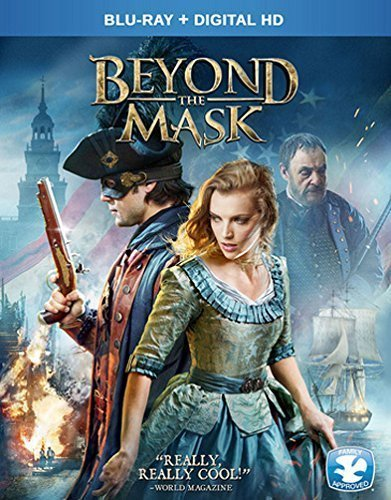 Beyond The Mask Cheney Rhys Davies Killmer Blu Ray Pg