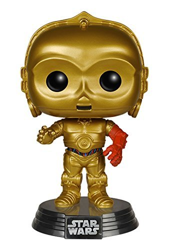 Pop Vinyl Figure Star Wars Episdoe Vii The Force Awakens C 3po