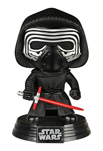 Pop Vinyl Figure Star Wars Episode Vii The Force Awakens Klyo Ren Star Wars Episode Vii The Force Awakens Klyo Ren