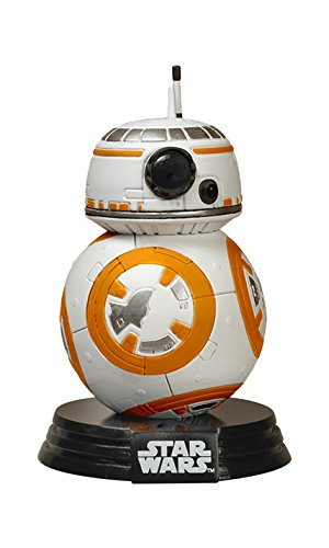 Pop Vinyl Figure Star Wars Episode Vii The Force Awakens Bb 8 Star Wars Episode Vii The Force Awakens Bb 8