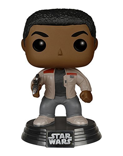 Pop Vinyl Figure Star Wars Episode Vii The Force Awakens Finn