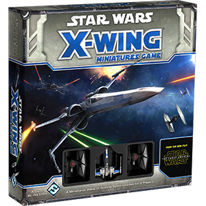 Fantasy Flight Games Star Wars X Wing The Force Awakens Core Set