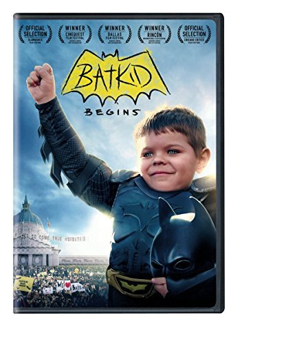 Batkid Begins Wish Heard Arou Batkid Begins Wish Heard Arou