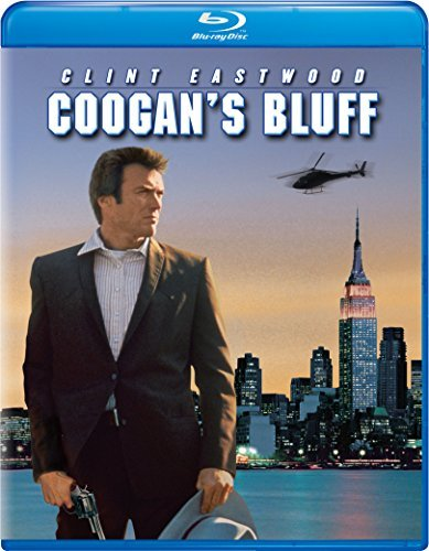 Coogan's Bluff Eastwood Cobb Clark Sterling Blu Ray R