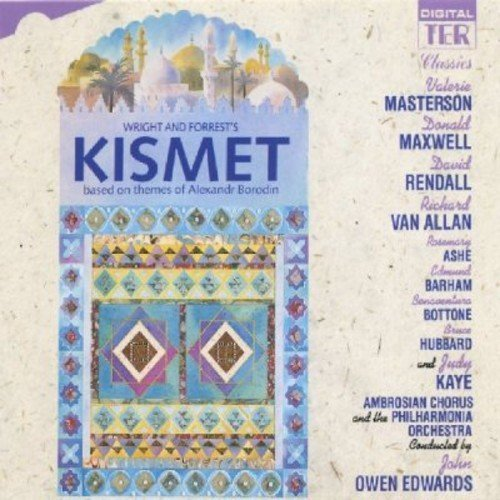 Kismet London Cast
