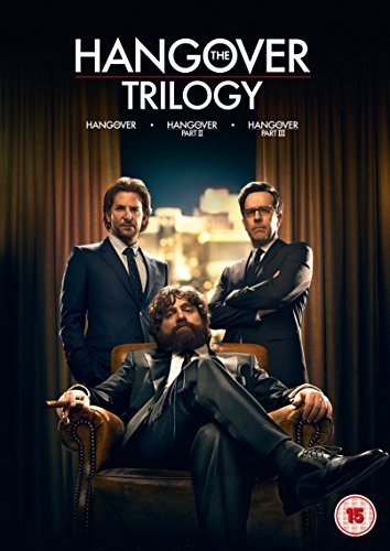 Hangover Trilogy Hangover Trilogy Import Gbr