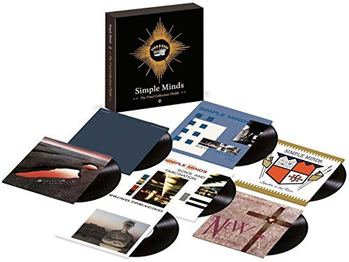 Simple Minds Vinyl Collection 1979 1985