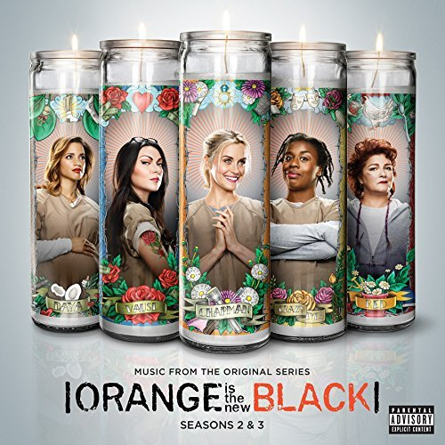Orange Is The New Black Seasons 2 & 3 Soundtrack (clear Vinyl) Explicit