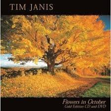 Tim Janis Flowers In October Gold Edition CD & DVD