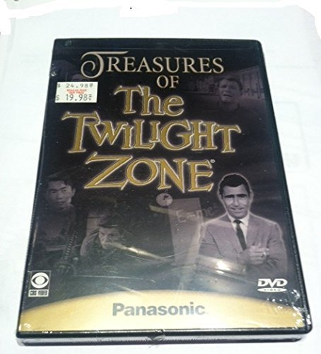 Treasures Of The Twilight Zone Treasures Of The Twilight Zone