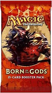 Magic The Gathering Cards Born Of The Gods Booster Pack
