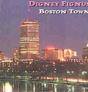 Fignus Digney Boston Town