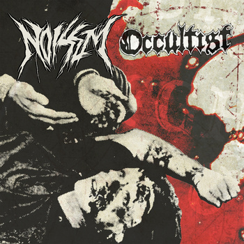 Noisem Occultist Split(red Vinyl) 7 Inch Single Occultist Split(red Vinyl)