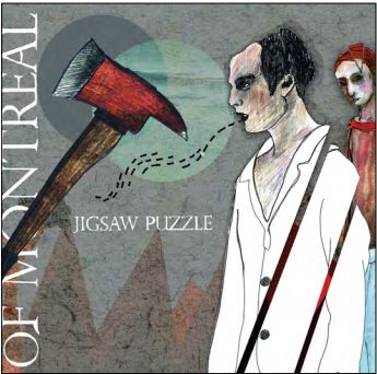 Of Montreal Jigsaw Puzzle