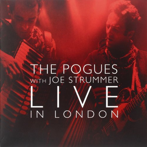 Pogues Live With Joe Strummer