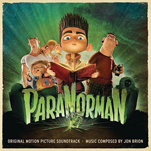 Paranorman Soundtrack 2nd Pressing Black Or Yellow Vinyl Jon Brion