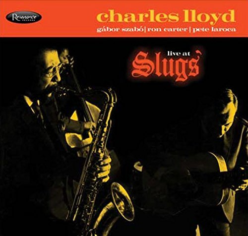 Charles Lloyd Live At Slug's In The Far East