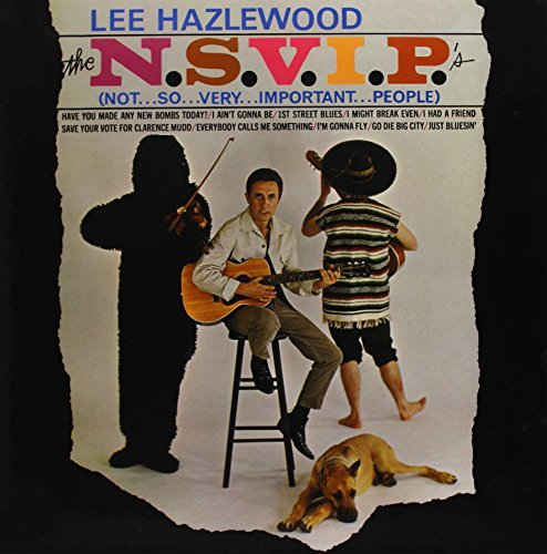 Lee Hazlewood N.S.V.I.P.'s (not So Very Impo