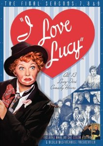 I Love Lucy Complete Seventh & Eighth & Nineth