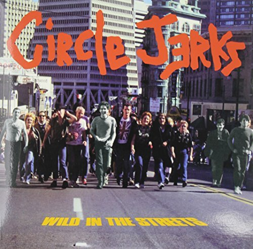 Circle Jerks Wild In The Streets Red Lmtd