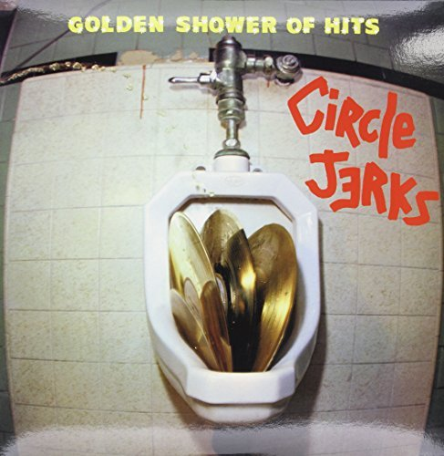 Circle Jerks Golden Shower Of Hits Yellow Lmtd