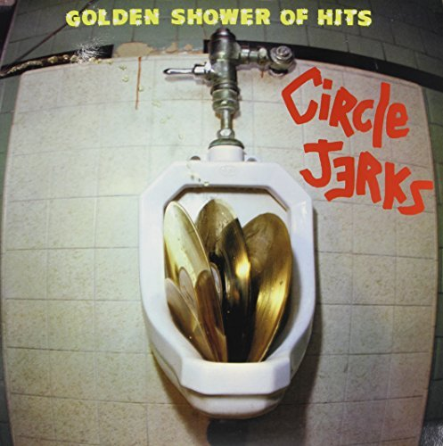Circle Jerks Golden Shower Of Hits 200gm Vinyl Lmtd