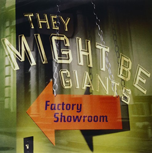 They Might Be Giants Factory Showroom Lmtd Ed.
