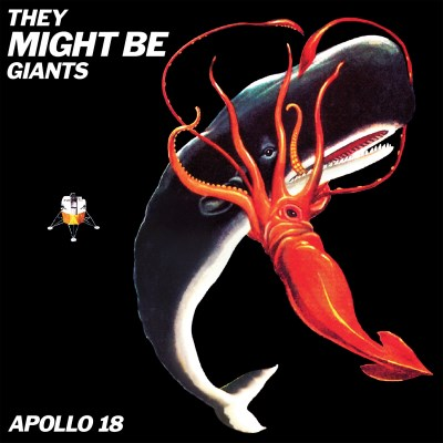 They Might Be Giants Apollo 18 Lmtd Ed.