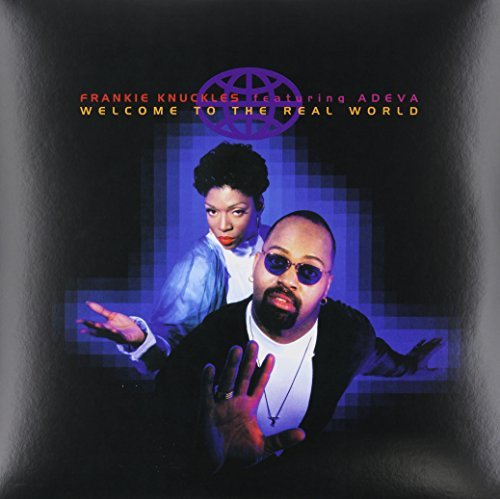 Frankie Knuckles Welcome To The Real World Lp
