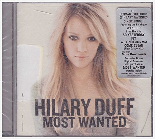 Hilary Duff Most Wanted
