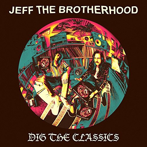 Jeff The Brotherhood Dig The Classics (deep Purple Colored Vinyl)