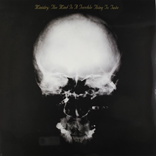 Ministry Mind Is A Terrible Thing To Taste Lp