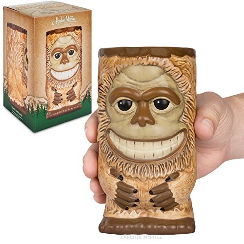Mug Bigfoot Tiki