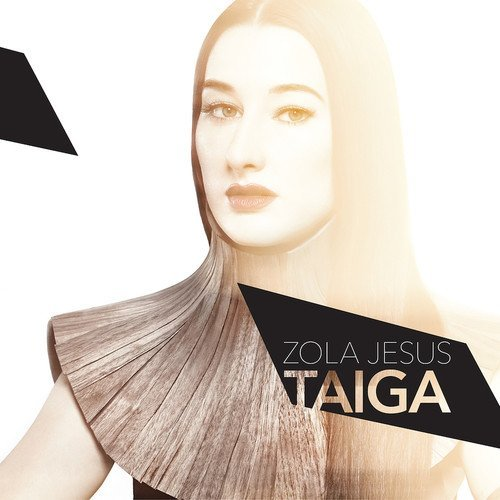 Zola Jesus Taiga Indie Exclusive Marbled Color Vinyl