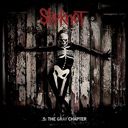 Slipknot .5 The Gray Chapter Explicit Indie Exclusive 2lp Clear Green Vinyl W Digital Download