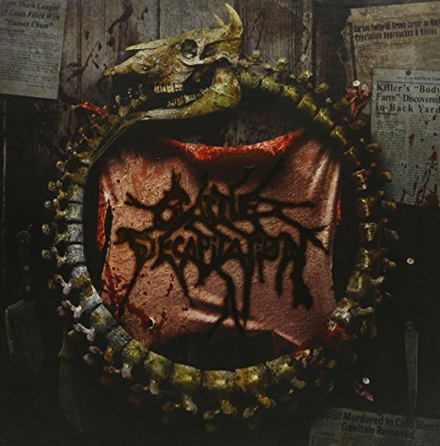 Cattle Decapitation Decade Of Decapitation