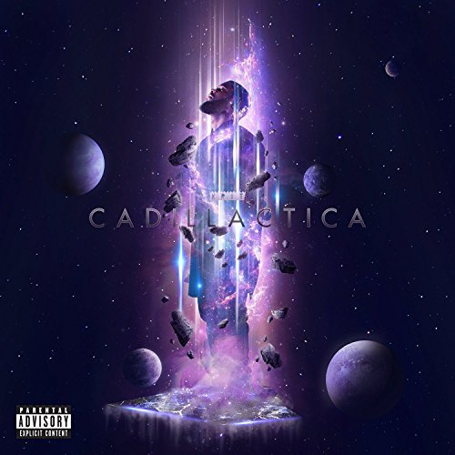 Big K.R.I.T. Cadillactica Explicit Lp