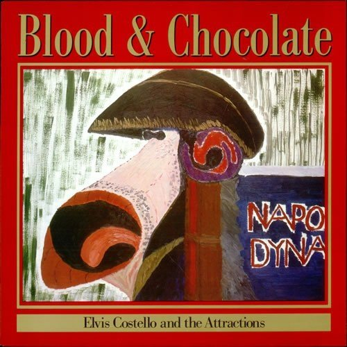 Elvis The Attractio Costello Blood & Chocolate