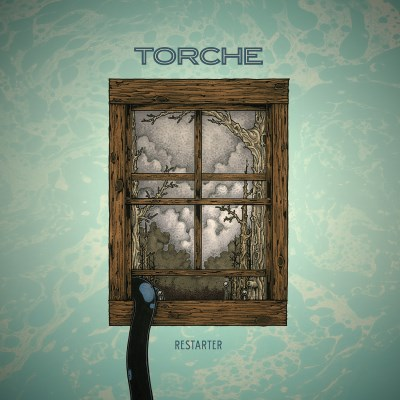 Torche Restarter Indie Exclusive Mint Green Vinyl