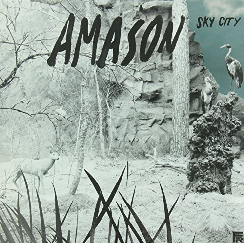 Amason Sky City White Vinyl Indie Exclusive Version Ltd. To 500 Copies Download Included