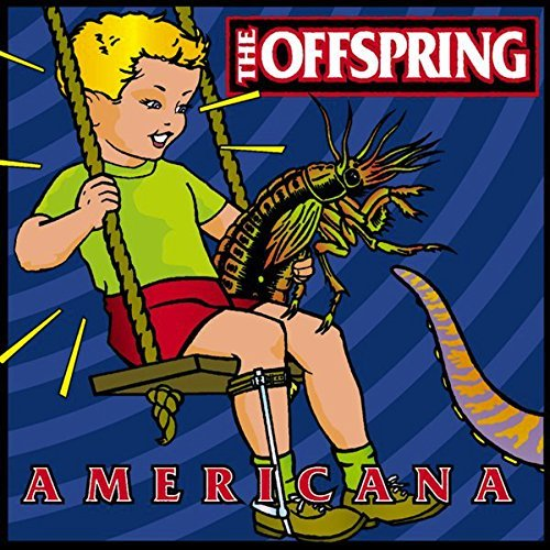 Offspring Americana (red Vinyl) Dept Of Record Stores Exclusive