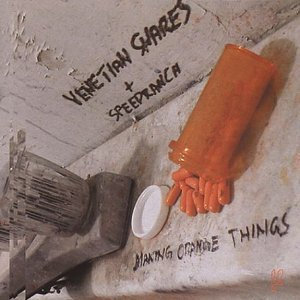 Venetian Snares + Speedranch Making Orange Things 2xlp Making Orange Things