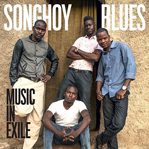 Songhoy Blues Music In Exile Music In Exile