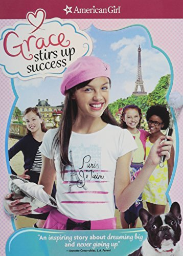 American Girl Grace Stirs Up Success DVD