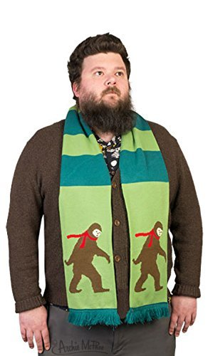 Scarf Bigfoot 4 Case