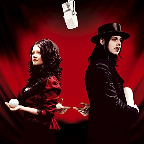 White Stripes Get Behind Me Satan 2lp 180 Gram Black Vinyl