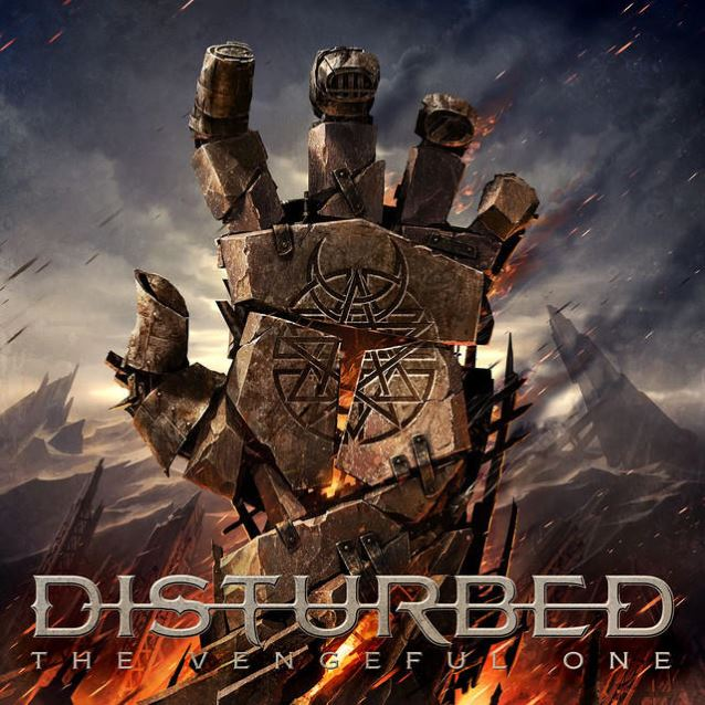 Disturbed The Vengeful One (cd Single) W $2 Off Coupon The Vengeful One (cd Single) W $2 Off Coupon